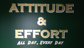 attitude-effort