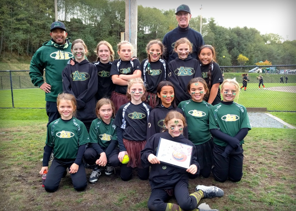 AB10U.2nd.Place.USSSA.Ghost.and.Goblins.10.14.17